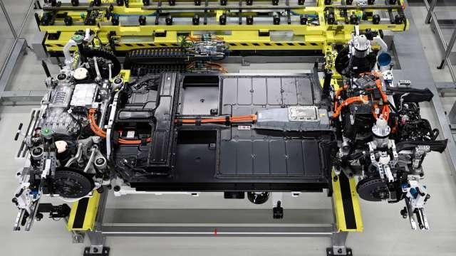 蘋果投資起亞4兆韓元 Apple Car供應鏈雛型現(圖片:AFP)