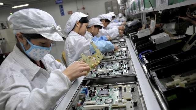 漲價連環效應吹向安控產業 奇偶上調產品價格最高10%。(圖:AFP)