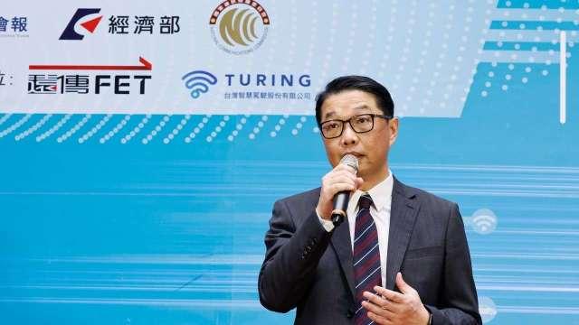 遠傳企業暨國際事業群執行副總經理曾詩淵。(圖遠傳提供)