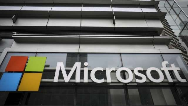 微軟:全力支持澳洲擬議中新聞付費新規(圖片:AFP)