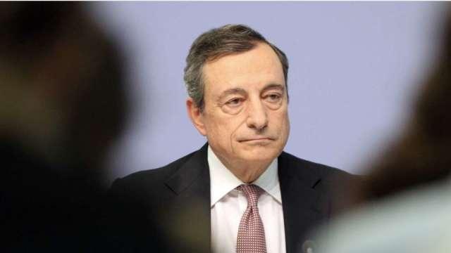 前ECB總裁德拉吉同意組閣 有望出任義大利總理 (圖:AFP)
