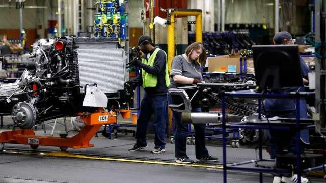 IHS Markit:車用晶片缺貨危機將延續到第三季。(圖片:AFP)