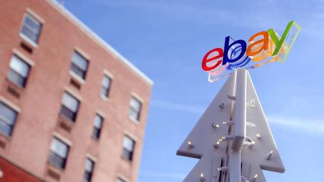 〈財報〉eBay Q4銷售成長強勁 營收獲利均亮眼 盤後漲逾10%(圖片:AFP)