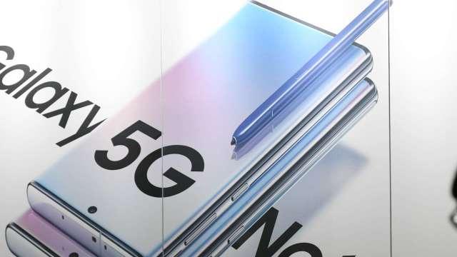 Gartner:全球智慧型手機銷量有望今年成增長11.4%(圖片:AFP)