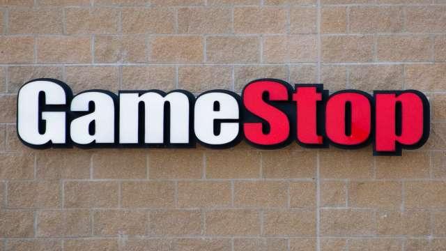 GameStop本周跌逾80% 葉倫:金融市場基礎仍穩固 (圖:AFP)