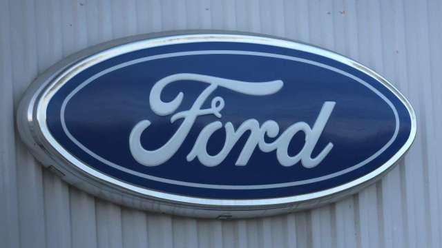 福特投入290億美元發展電動車及自動駕駛 與通用對抗 (圖片:AFP)