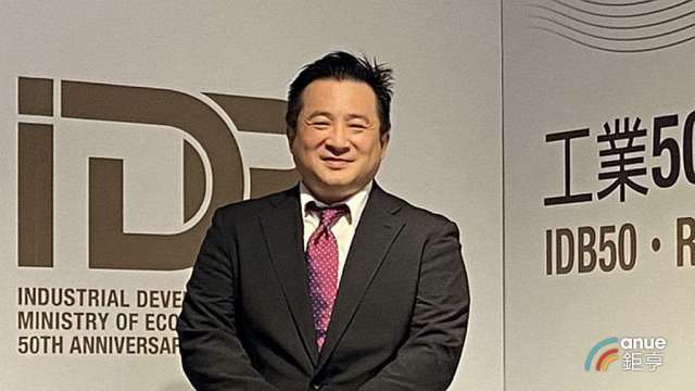 新揚科總經理吳介宏。(鉅亨網記者張欽發攝)