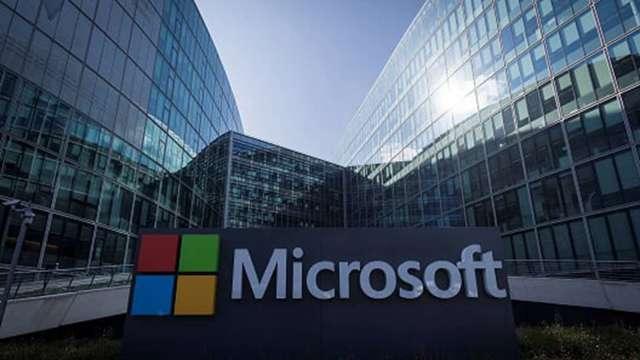 微軟在台擴大研發能量,擬再徵百名研發人才。(圖:AFP)
