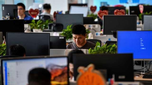 疫情衝擊就業 北市去年失業給付申請人數創5年新高。(圖:AFP)