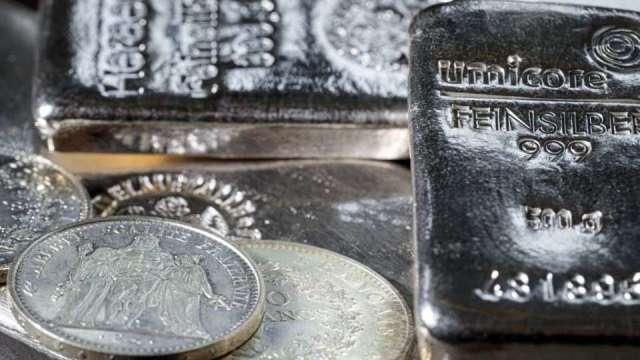 CME調高保證金力抗鄉民軋空 白銀戰爭熄火?別小看三大利多支撐。(圖:AFP)