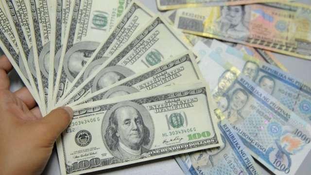 〈紐約匯市〉非農疲軟美元回跌 本周仍漲0.6% 歐元收復1.2美元 (圖:AFP)