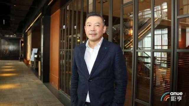 新光三越副董事長兼總經理吳昕陽。(鉅亨網記者王莞甯攝)