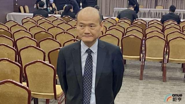 永大獨董黃福雄。(鉅亨網記者沈筱禎攝)