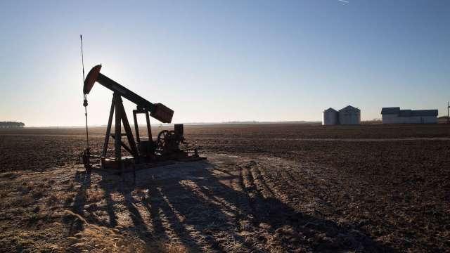 需求面轉為樂觀 布蘭特原油疫情後首度突破60美元(圖:AFP)