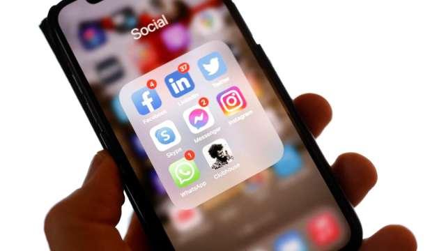 語音社群App Clubhouse近期迅速爆紅 (圖:AFP)
