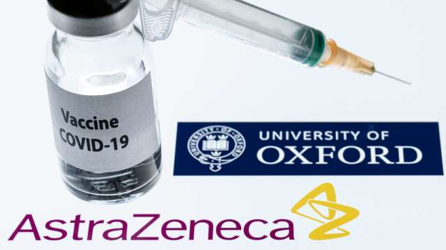 AZ疫苗自24日起提供南韓、SK Bioscience代工 (圖片:AFP)