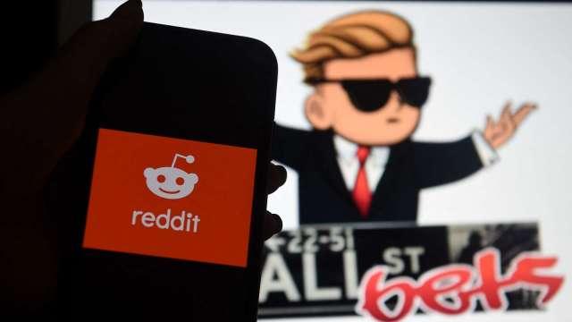 Reddit完成新一輪集資 估值翻倍至60億美元 (圖片:AFP)