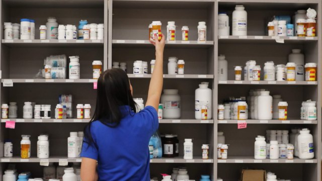 生技藥廠1月營收報捷 中化生創同期高 東洋年增逾3%。(圖:AFP)
