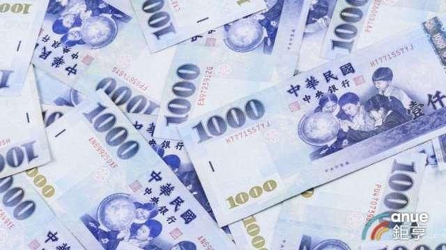 新台幣最高發行額衝上歷年新高。(鉅亨網資料照)
