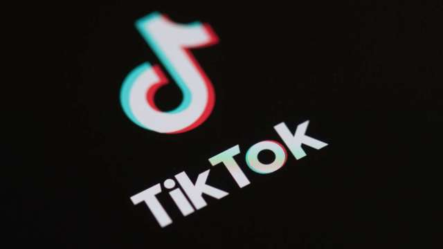 傳TikTok美股掛牌 官方否認(圖片:AFP)