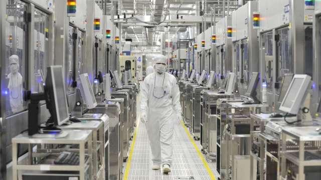 日本年底機械訂單連續三個月增長 第一季估下滑8.5% (圖片:AFP)