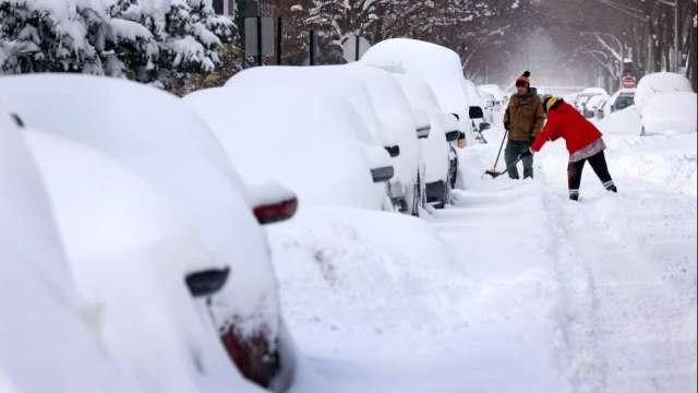 晶片荒雪上加霜 德州大雪英飛凌、恩智浦、三星生產受阻(圖:AFP)