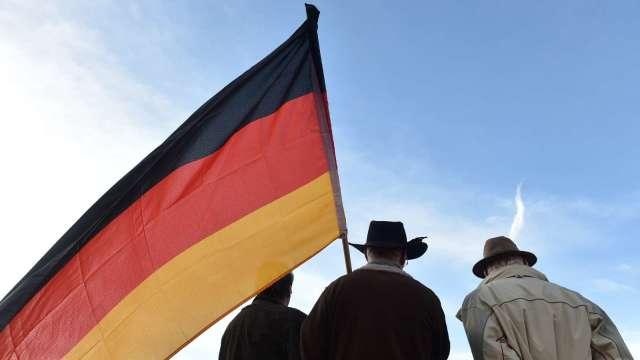 德國2月份經濟景氣指數升至71.2 優於市場預期(圖片:AFP)