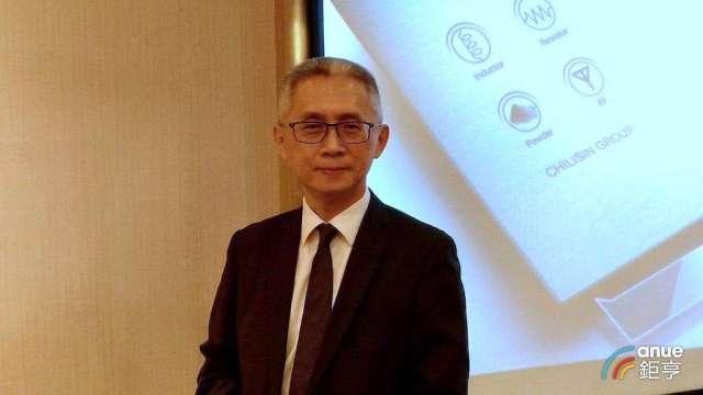 奇力新總經理郭耀井。(鉅亨網資料照)