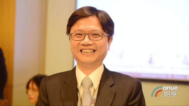 橋椿董事長楊慶祺。(鉅亨網記者張欽發攝)