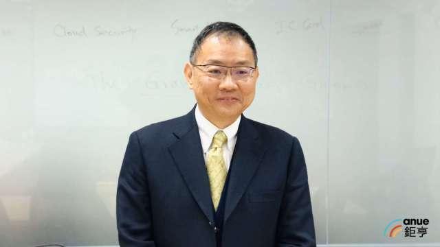 新唐董事長焦佑鈞。(鉅亨網資料照)