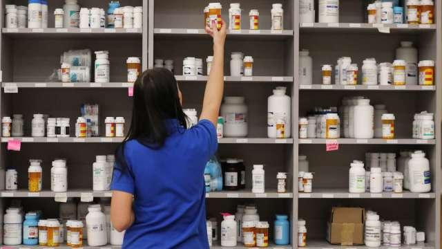 智擎胰臟癌新藥取得逾5億元里程碑金 貢獻每股純益3元。(圖:AFP)