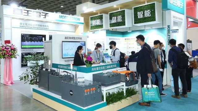 台灣國際智慧能源週報名開跑 今年新設綠色金融展區。(圖:外貿協會提供)