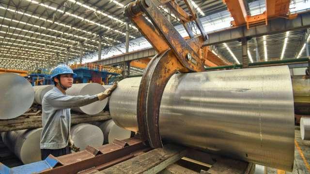 大成鋼德州廠正常運作 交通受阻影響出貨。(示意圖:AFP)