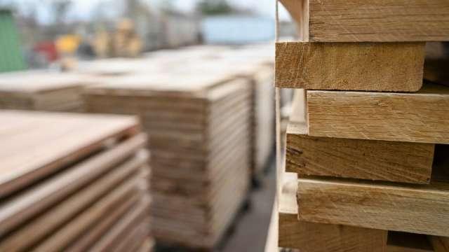 貴桑桑!木材價格首度突破1000美元創歷史新高。
