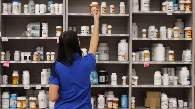 松瑞藥打入美國醫院集體採購體系 挺進當地市占龍頭。(圖:AFP)