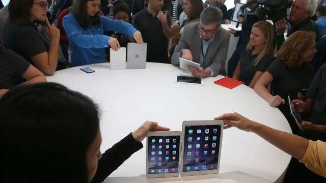 熱鬧3月天!蘋果新iPad、小米11 Ultra、華為P50傳將亮相。(圖:AFP)