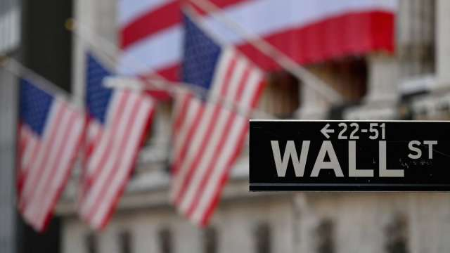 經濟有望改善 美股期貨走升(圖片:AFP)