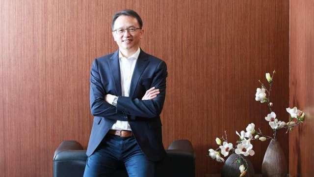宏碁董事長暨執行長陳俊聖。(圖:工業技術與資訊月刊)