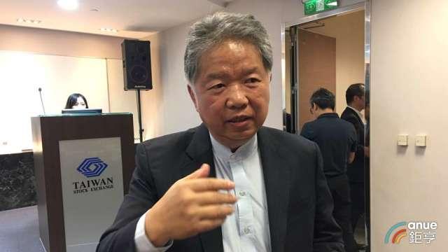 時碩董事長黃亞興。(鉅亨網資料照)