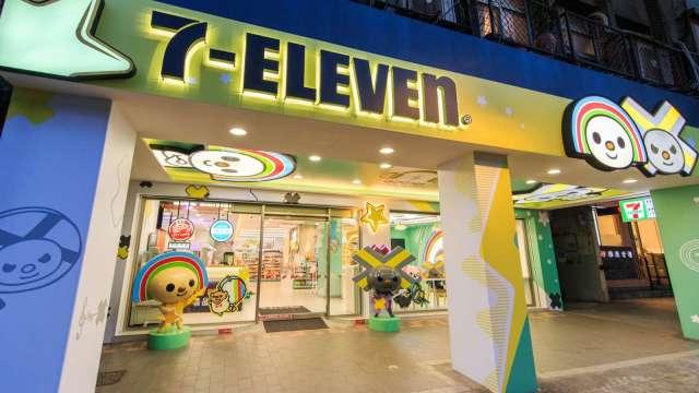7-11在店型、商品結構上持續進化。(圖:統一超提供)