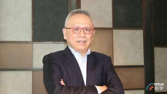 台睿董事長林羣。(鉅亨網資料照)