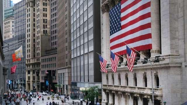 小型股漲幅超越大盤 領先幅度創20年來新高(圖片:AFP)