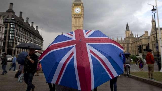 英國去年第四季失業率升至5.1% 創下近5年來新高(圖片:AFP)