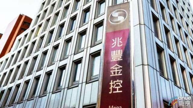 兆豐銀行去年房貸餘額突破千億元。(鉅亨網資料照)