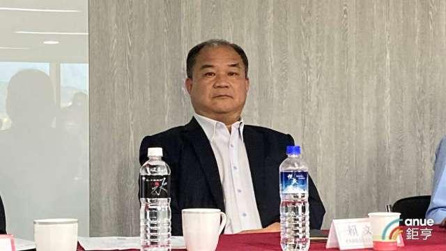 世紀鋼董事長賴文祥。(鉅亨網資料照)
