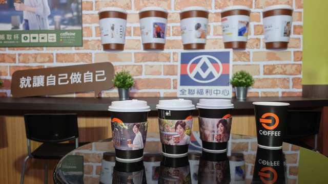 全聯找來歌手蘇慧倫作為OFF COFFEE代言人。(圖:全聯提供)