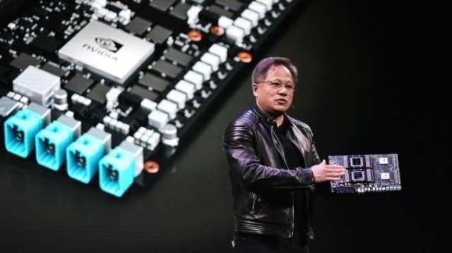 Nvidia財測優 但晶片短缺恐限制供貨 盤後轉跌3%(圖:AFP)
