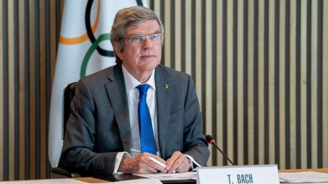 國際奧會主席:東奧開放觀眾入場與否 4、5月時決定 (圖片:AFP)