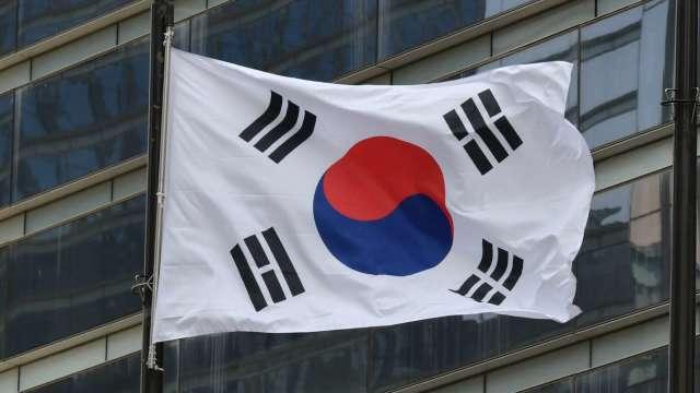 南韓央行按兵不動 基準利率維持0.5%歷史低點 (圖片:AFP)