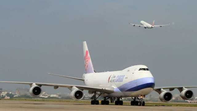 華航再調漲美國線空運運價。(圖:華航提供)